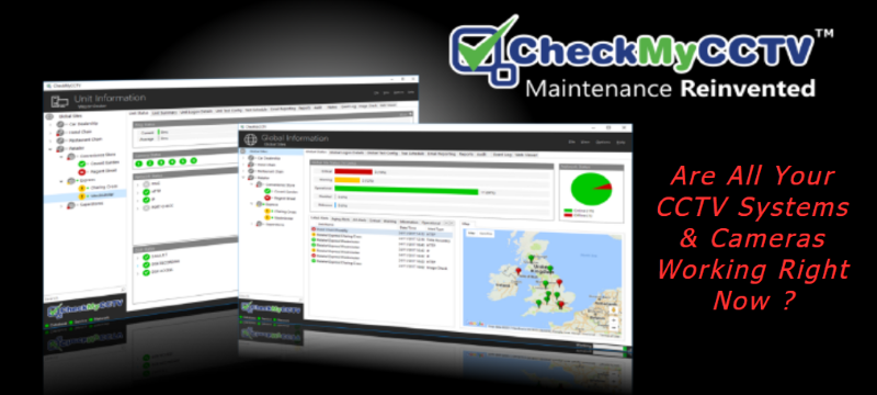 CheckMyCCTV by IPX360 Solutions - Maintenance Reinvented