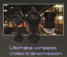 PREDATOR-TX HD Heavy Duty Wireless 4G/LTE PTZ HD Camera System