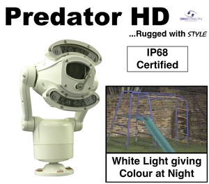 360 HD IP PREDATOR High Speed Rugged  PTZ Camera