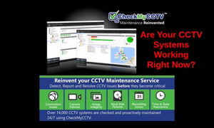 CheckMyCCTV Automated CCTV System Status Monitoring - FREE TRIAL