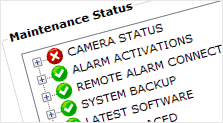 CheckMyCCTV Automated Maintenance and System Monitoring Starter Pack