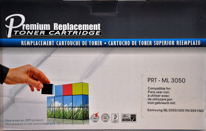 ML-3050 Compatible Toner Cartridge for Samsung Printer (New)