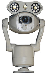 360 PREDATOR 28X PTZ Camera with 100m IR + White Light (Demo #D4122 White)