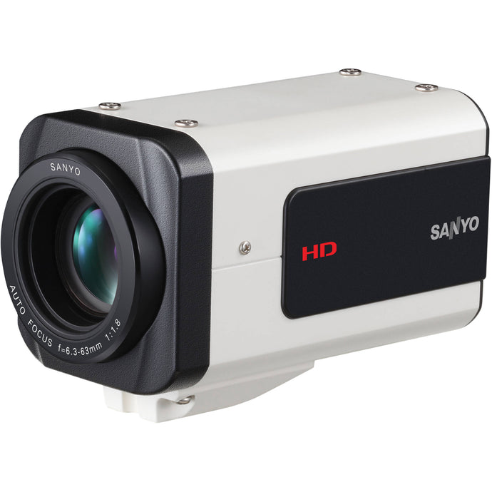 Sanyo VCC HD4600P Network Camera