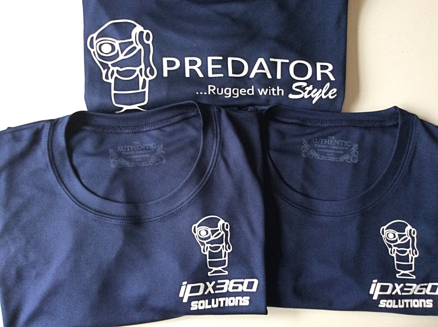 IPX360/PREDATOR Rugged With Style Activewear