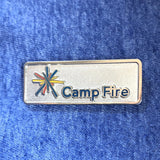 Camp Fire Membership Pin