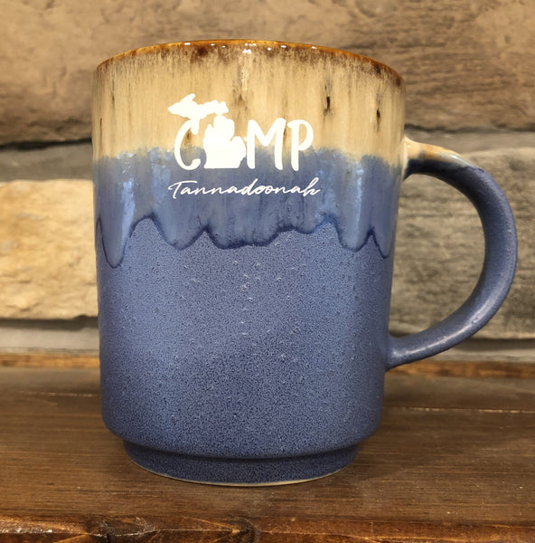 Camp Tannadoonah Glazed Mug