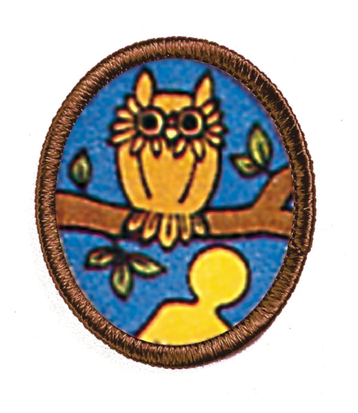 Wise Old Willie Emblem