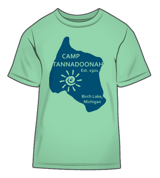 Mint Camp Tannadoonah T-Shirt