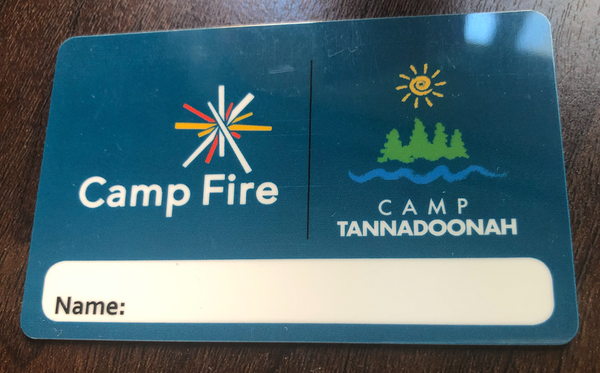 Gift Card for Camp Tannadoonah