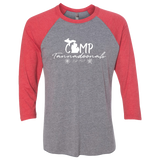 Special Edition Camp Tannadoonah 3/4 Sleeve T-Shirt