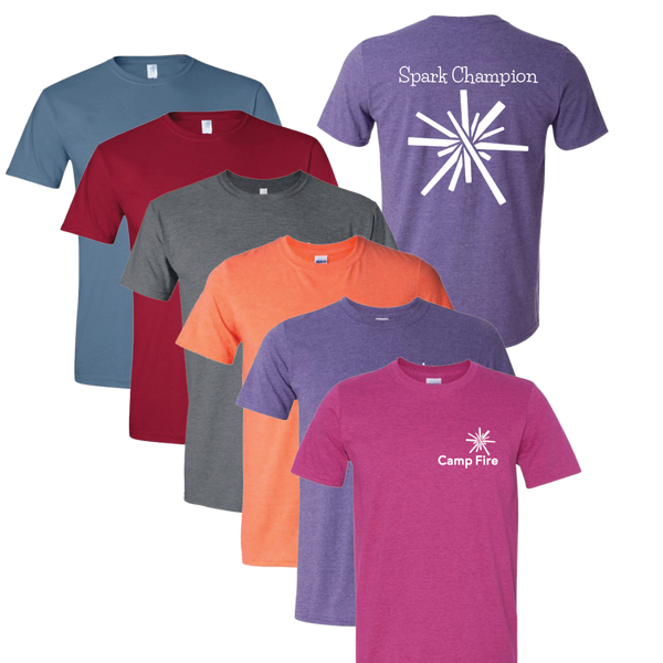 Short Sleeve Spark Champion Shirt