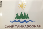 Camp Tannadoonah Stickers