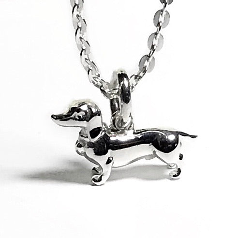 Dachshund Sausage Dog Necklace