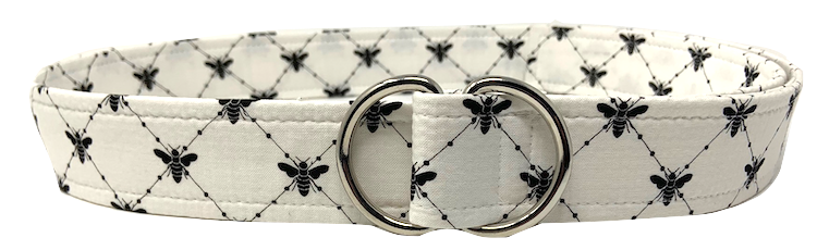 White Bee Belt
