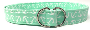 Mint Green Anchor Belt