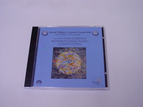 Philippov and Pompa-Baldi, Silver Medalists, 2001 - CD