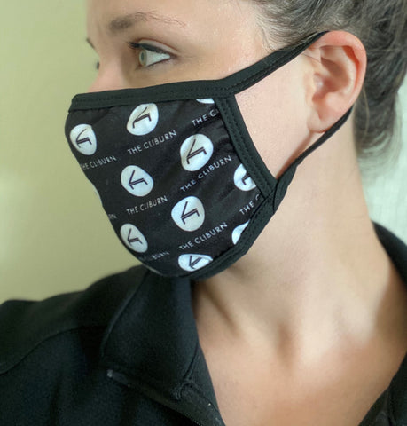 2-Pack Cliburn Face Masks