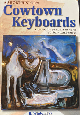 Cowtown Keyboards Book