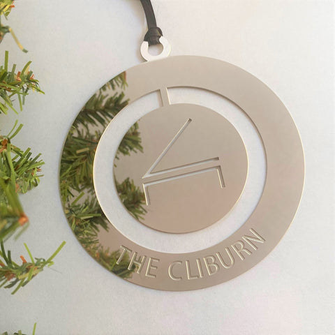 Cliburn Ornament