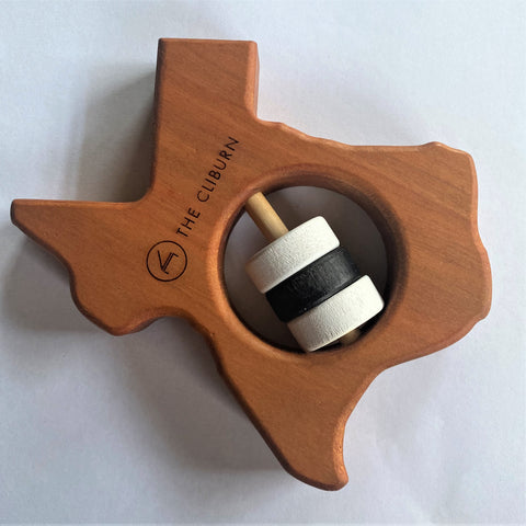 Texas Rattle Teether