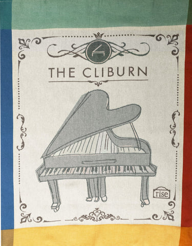 Cliburn Torchon (Tea Towel)