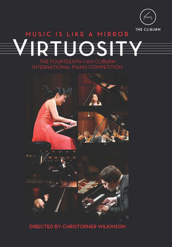 Fourteenth Cliburn Competition (2013) Documentary DVD:  Virtuosity