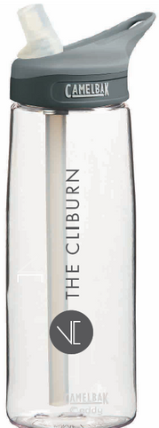 Cliburn Camelbak Water Bottle, Clear