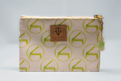 Cliburn Watercolor Clutch