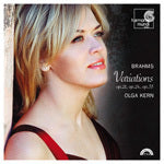 Olga Kern:Brahms Variations-CD