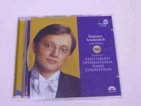 Stanislav Ioudenitch, Gold Medalist, 2001 - CD