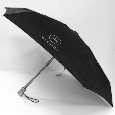 Cliburn Pocket Umbrella, Black