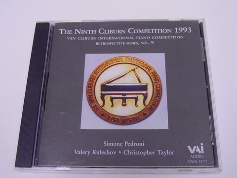 Retrospective Vol. 9, 1993 Competition - CD