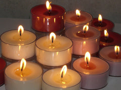 SOY Tealights (12)