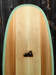 "NEW- 5'5"" Wegener Mr. Simmons GreenRail"
