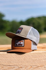 Pug Patch Trucker Hat