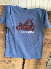 Youth Grain Logo T