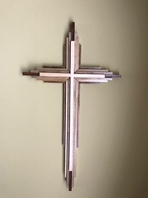 Handmade Wooden Cross