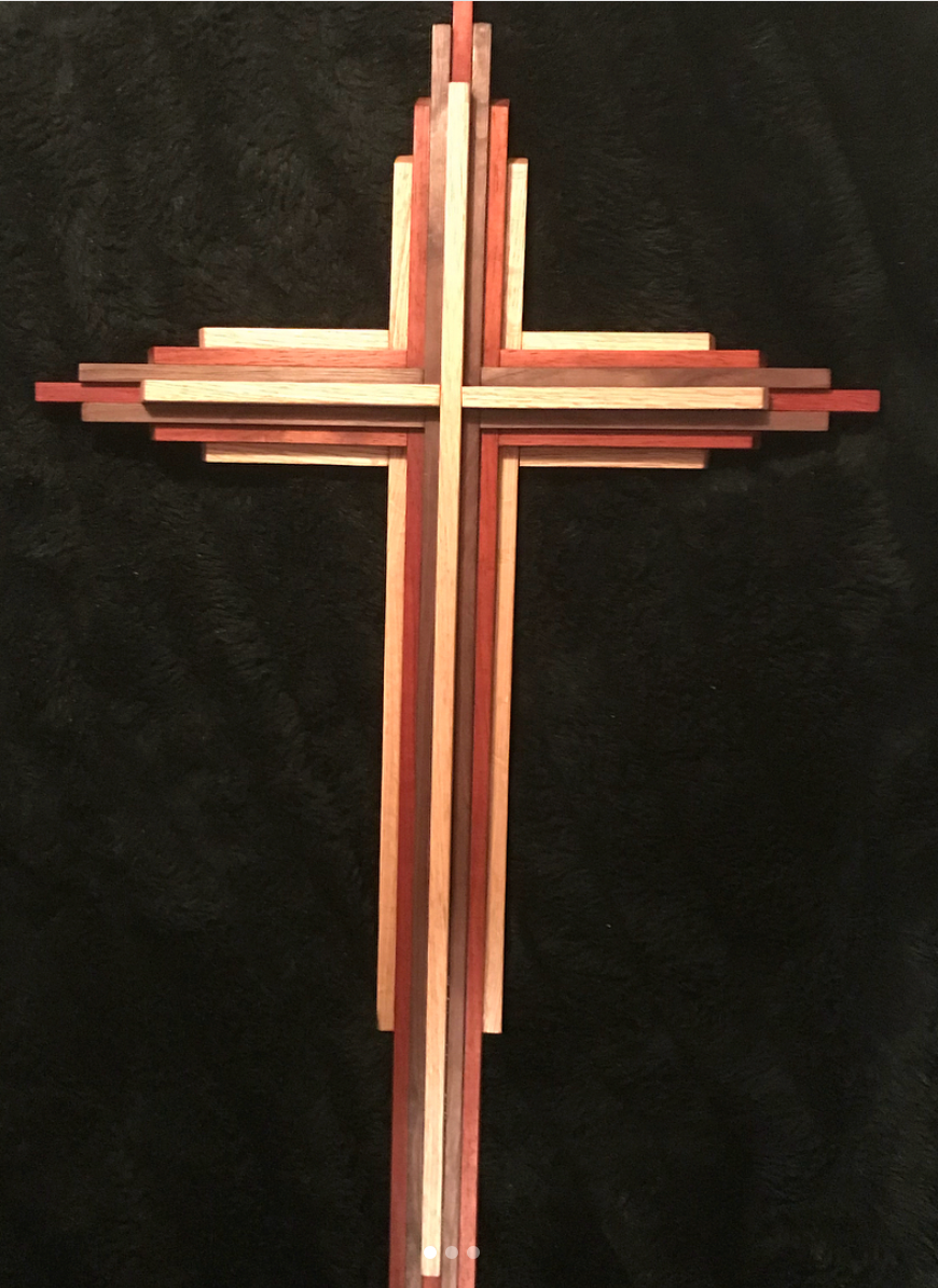 3-foot Cross by Kris
