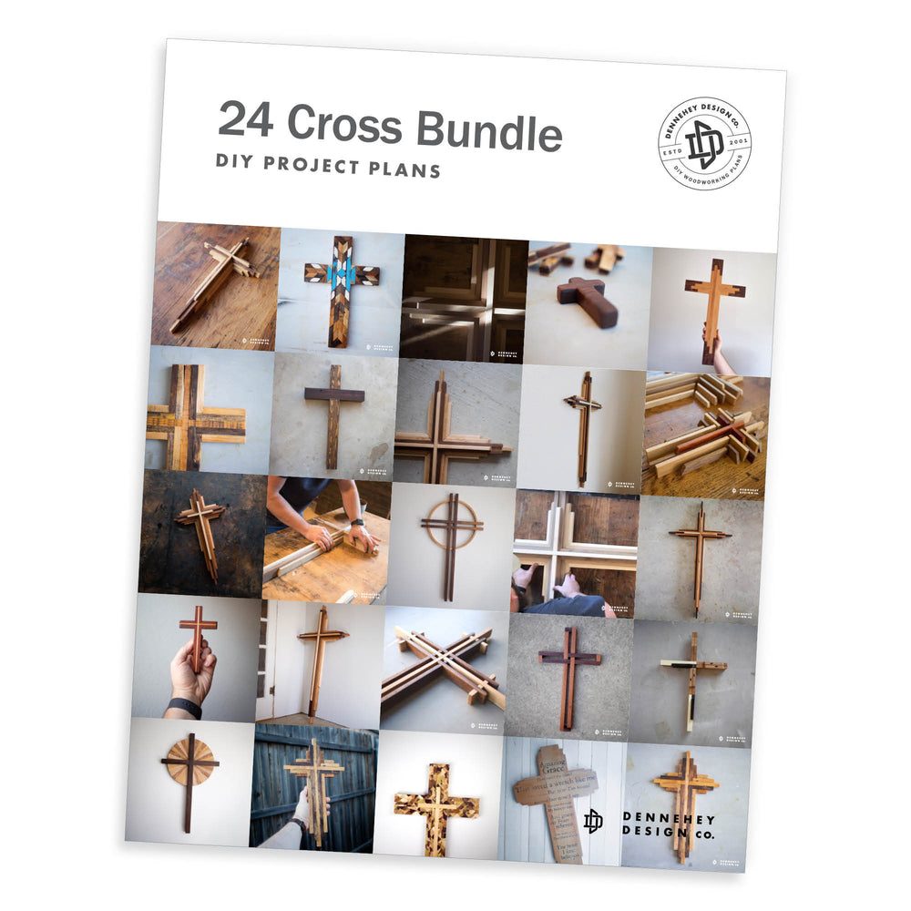 24 Crosses » Project Plan Bundle