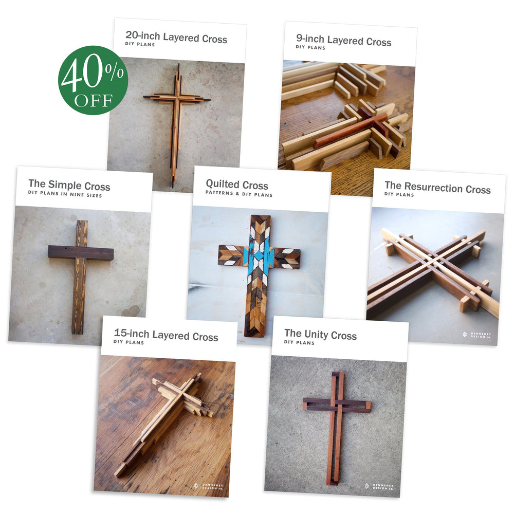 Seven Cross Woodworking Project Plans