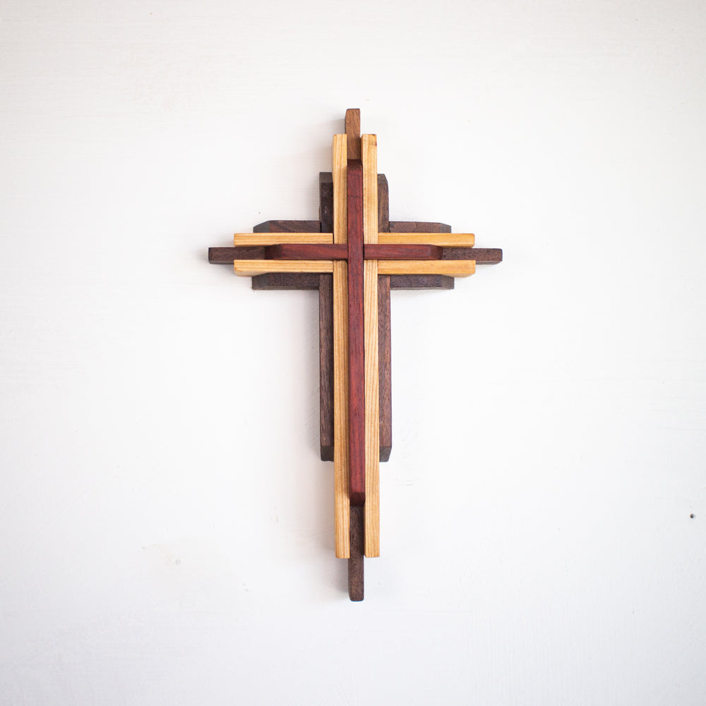 Wall Hanging Wood Cross For Sale