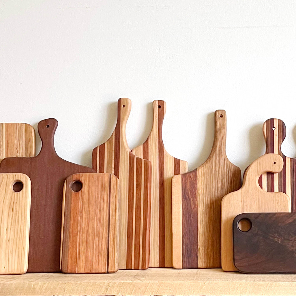Handcrafted Serving Boards—2020 Closeout!