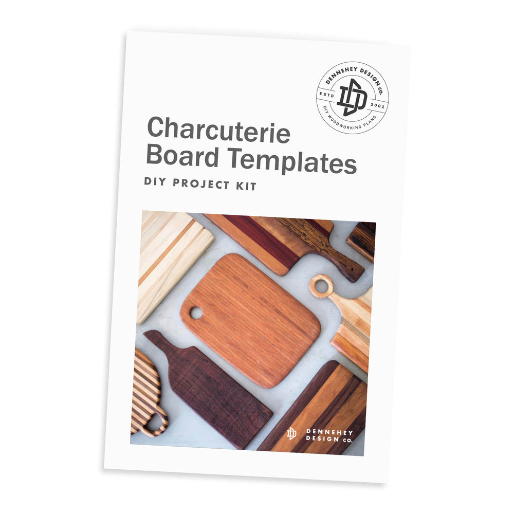 Charcuterie Board Template Kit