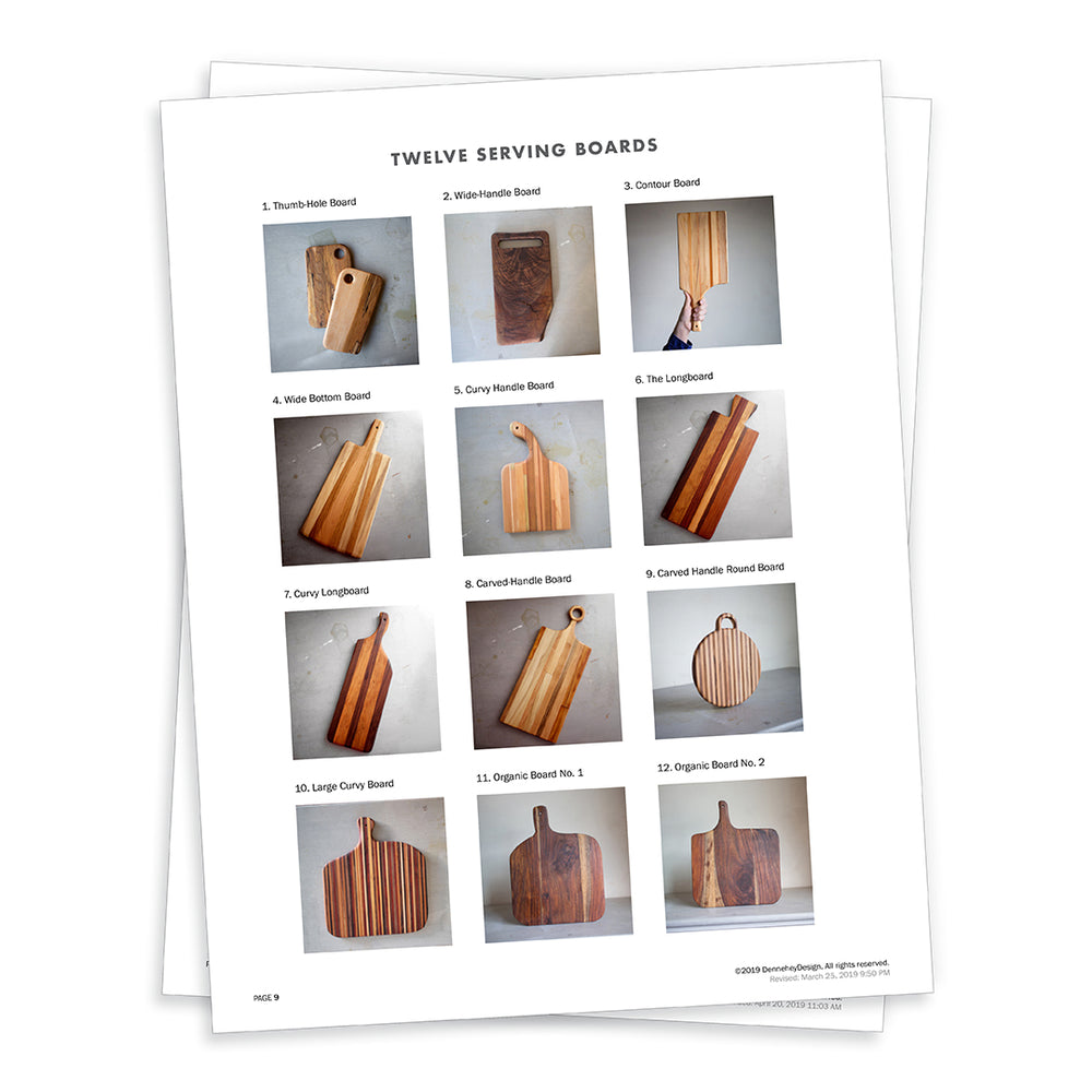 Fun woodworking projects cutting board plans