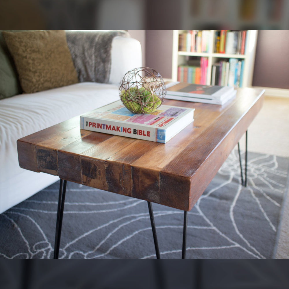 Hairpin Coffee Table