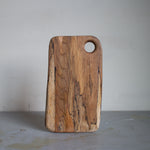 Spalted cheese board