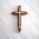 beautiful wood cross project