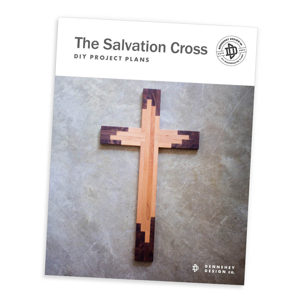 The Salvation Cross DIY Project Plans