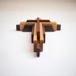 All Wooden Cross